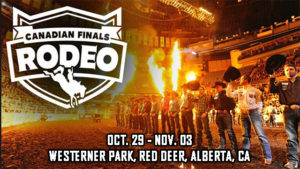 Watch Canadian Finals Rodeo 2019 live stream CFR 46 online