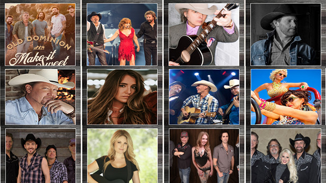 Concerts During NFR: Things to do during the NFR week in Las Vegas