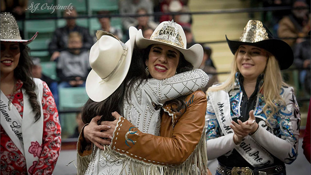 Jaden Holle Miss Rodeo Canada 2019