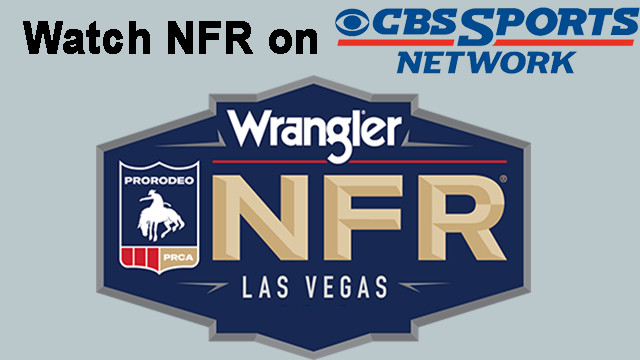 National Finals Rodeo: Watch NFR Live on CBS Sports Network