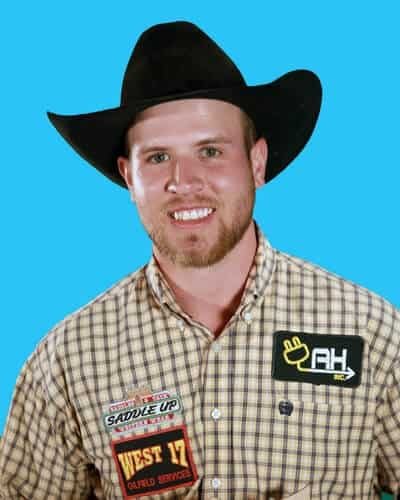 Cameron Morman – Glen Ullin, N.D. ($76,704) First-time WNFR qualifier