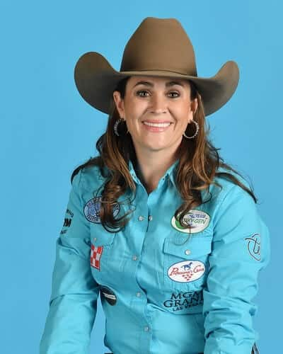 Brittany Pozzi Tonozzi – Lampasas, Texas ($105,503) 13-time WNFR qualifier 2-time World Champion