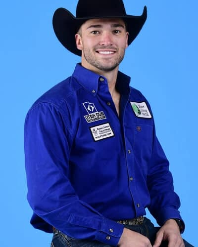 Caleb Bennett – Corvallis, Mont. ($110,973) 8-time WNFR qualifier