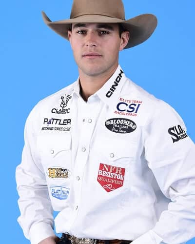 Clay Smith – Broken Bow, Okla. ($150,512) 5-time WNFR qualifier