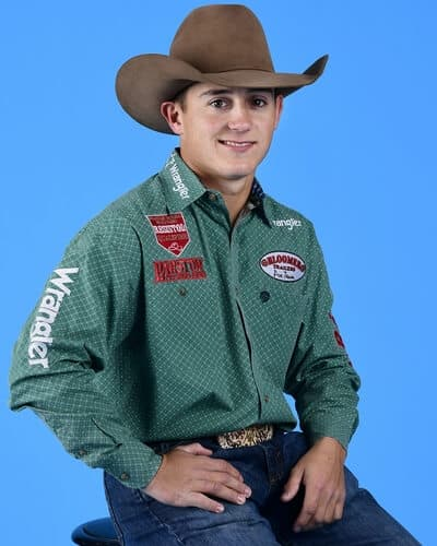 Clayton Biglow – Clements, Calif. ($181,952) 4-time WNFR qualifier