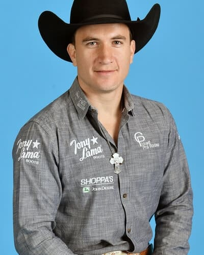 Jake Brown – Cleveland, Texas ($95,068) 5-time WNFR qualifier