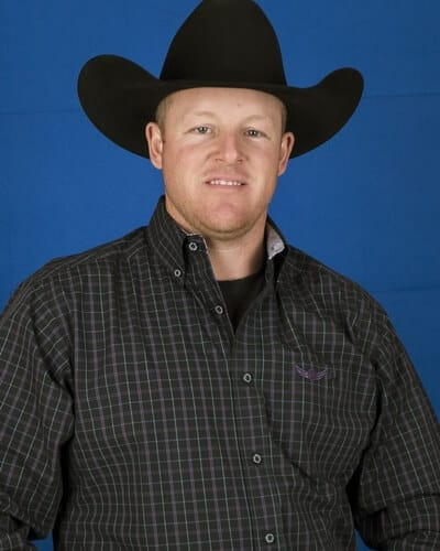 Jake Cooper – Monument, N.M. ($73,191) 3-time WNFR Qualifier