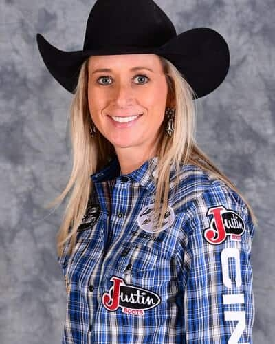Shali Lord – Lamar, Colo. ($111,776) 2-time WNFR qualifier