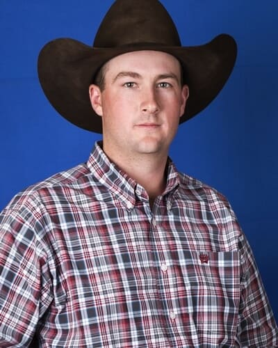 Tate Kirchenschlager: Tate Kirchenschlager – Yuma, Colo. ($75,738) First-time WNFR qualifier