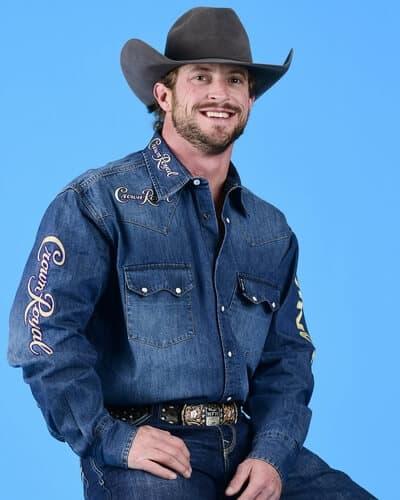 Tilden Hooper – Carthage, Texas ($137,559) 6-time WNFR qualifier