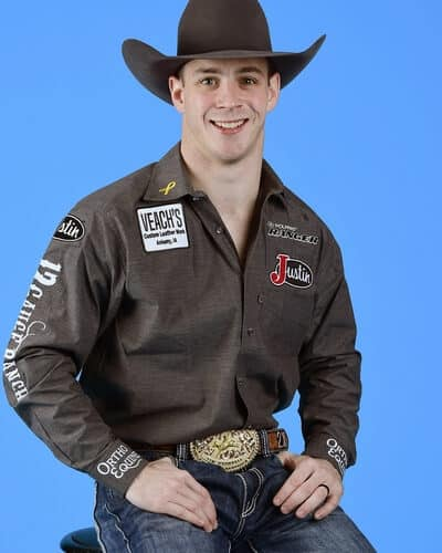 Tim O'Connell – Zwingle, Iowa ($113,168) 6-time WNFR qualifier 3-time World Champion