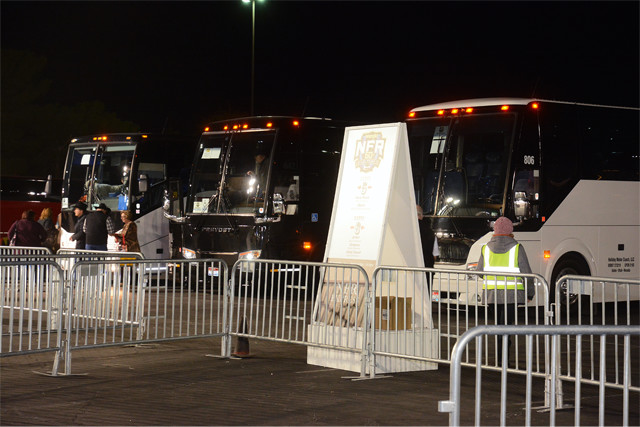 Complimentary Shuttle Bus Service Available for the Wrangler National Finals Rodeo