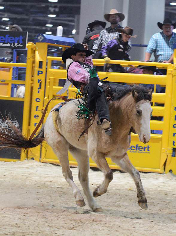 Junior World Finals inside the Wrangler Rodeo Arena at Cowboy Christmas Set to Run for Ten Straight Days of Competition