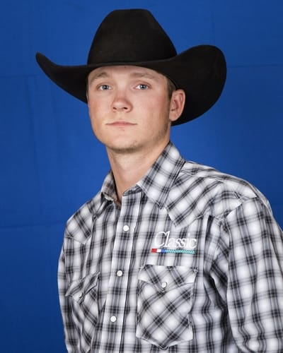 Hunter Koch – Vernon, Texas ($84,307) First-time WNFR qualifier