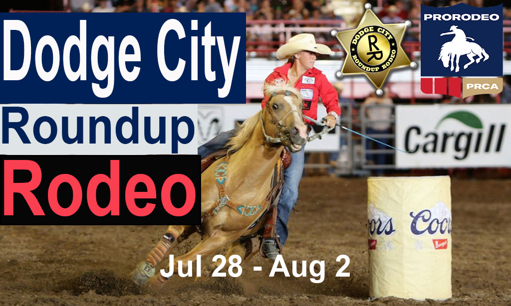 How to watch Dodge City Roundup Rodeo 2020 live online