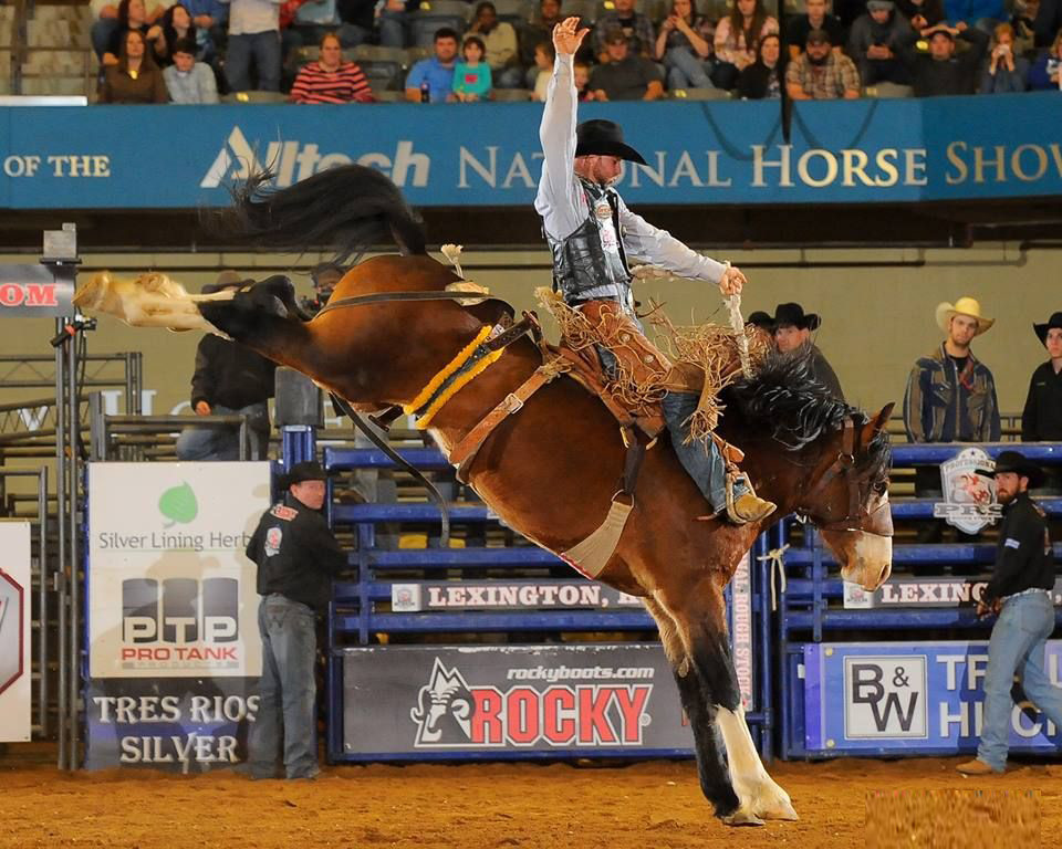 National Finals Rodeo be held without fans