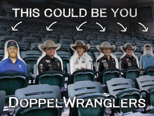 DoppelWranglers to be Featured at 2020 Wrangler® NFR