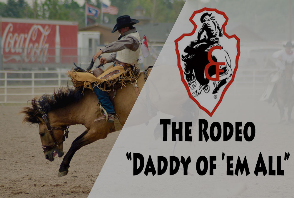 CFD: Cheyenne Frontier Days Rodeo 2021